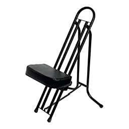 Company Seven StarBound Astronomy Viewing Chair, Metal, Black