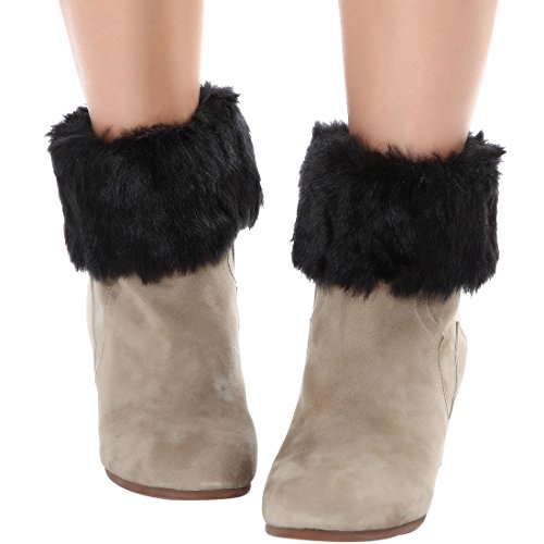Womens Trim Boot Cover Warmers product image