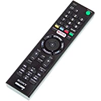 OEM Sony Remote Control Originally Shipped With: KDL55W800C, KDL-55W800C, XBR65X810C, XBR-65X810C, XBR65X850C, XBR-65X850C