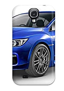 Case Cover Subaru Wrx Sti 20/ Fashionable Case For Galaxy S4 by lolosakes