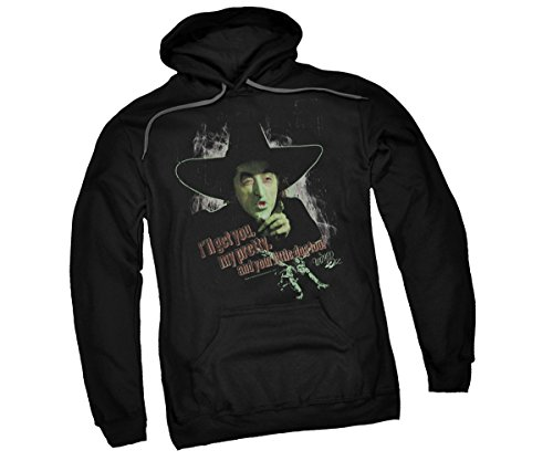 Wizard Of Oz Dorthy (And Your Little Dog Too! -- The Wizard Of Oz Adult Hoodie Sweatshirt, XXX-Large)
