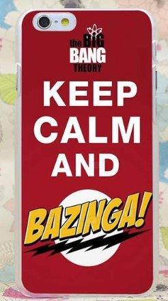 coque iphone 6 bazinga