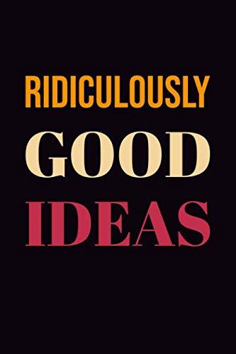 ridiculously good ideas - 2