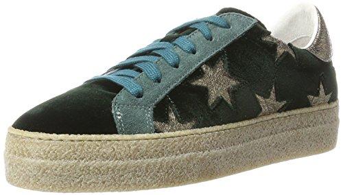 Stokton Womens Sneaker Green (verde)