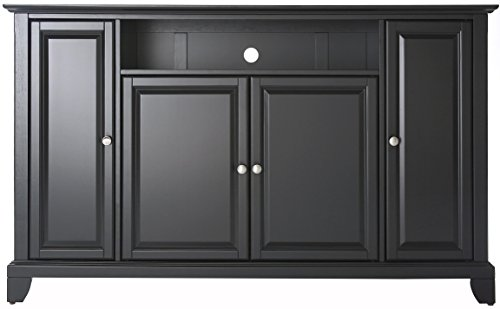 Crosley Cabinet Entertainment - Crosley Furniture LaFayette 60-inch TV Stand - Black