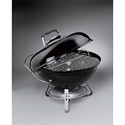 Weber Jumbo Joe Charcoal Grill 18 Inch Black