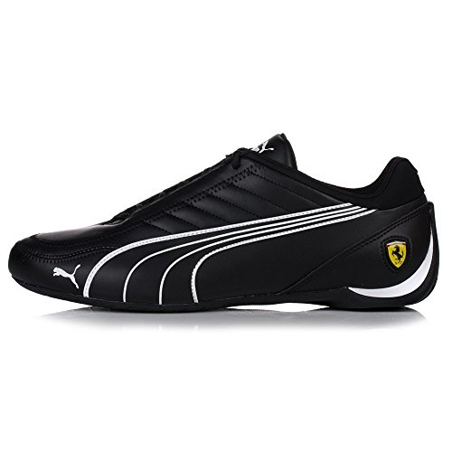 puma Mens Ferrari SF Future Cat Kart Driving Athletic Shoes In Black (11)