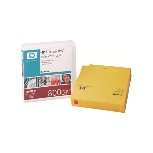 HP 10-Pack + 2 LTO3 400/800GB - Volume Bundle C7973A-BN