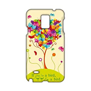Heart butterfly tree 3D Phone Case for Diy For SamSung Galaxy S6 Case Cover