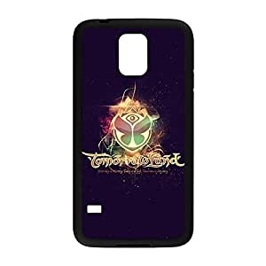 ka ka case Tomorrowland 2014 Electronic Music Festival Logo Protective Hard PC Snap On Case for Samsung Galaxy S5-2047