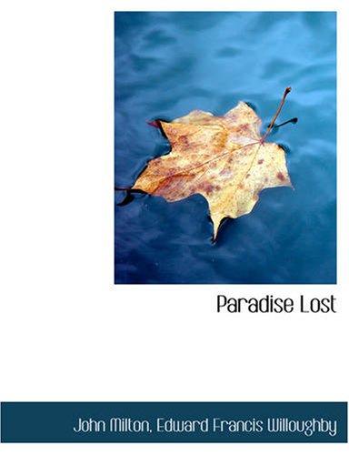 Download Paradise Lost pdf