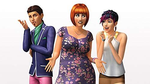 The Sims 4 Game & Stuff Pack 7: Vampiri, Stanza dei Bimbi, Divertimento in Cortile - PC [Importación italiana]: Amazon.es: Videojuegos