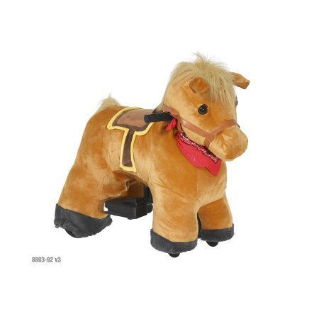 STABLE BUDDIES CHESTNUT Ride on Pony 6V ( 2 to 5 years ) ()