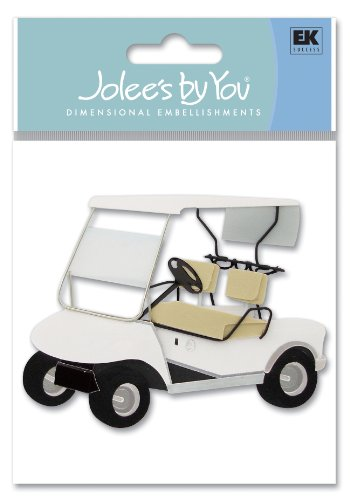 Jolees Boutique Golf (Jolee's Boutique Golf Cart Embellishment)