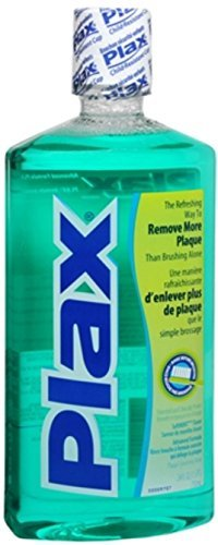 - Plax Soft Mint Before Brush Mouthwash, 24 Ounces (Pack of 2)