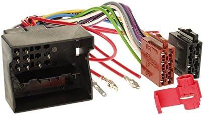 Carmedio Vw Polo 6r 09 14 1 Din Autoradio Einbauset In Original Plug Play Qualität Mit Antennenadapter Radioanschlusskabel Zubehör Und Radioblende Einbaurahmen Schwarz Navigation
