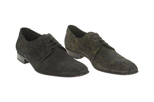 Lloyd26-670-02 - zapatos con cordones Hombre negro