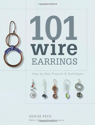 101 Wire Earrings Step Step