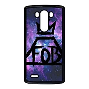 LG G3 Cell Phone Case Black Fall out boy ATF014433