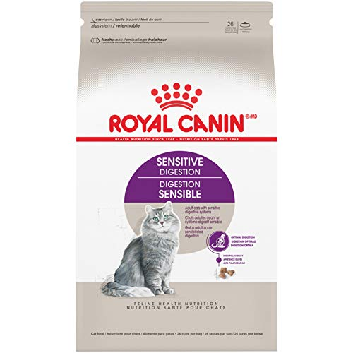 Royal Canin Adult Cat Sensitive Digestion Dry Adult Cat Food, 3.5 lb. bag