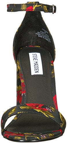 Women's Madden Dress Carrson Steve Red Multi Sandal 5ZwPOg