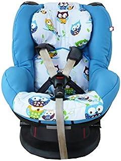 Dooky Kinderautositzbezug Ersatzbezug Seat Cover Gruppe 1 Grey Stars