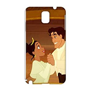Evil-Store Cartoon lovely couple 3D Phone Case for Samsung Galaxy Note3