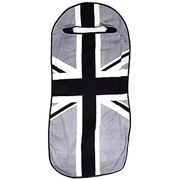 Seat Armour SA100MINCHCK Checkered Flag Seat Protector Towel