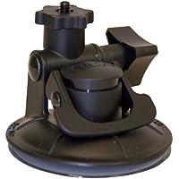 Panavise ActionGrip 13101 Shorty Suction Cup Camera Mount (Matte Black)