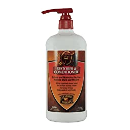 Leather Therapy Restorer & Conditioner 32 Oz - 32oz