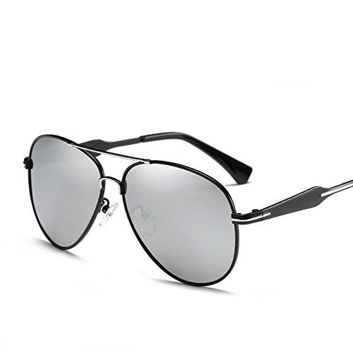 C4 Aviator para Protección Gafas UV Hombre Polarizadas De Mujer para Sol 400 C4 qFt1ptw7