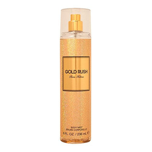 Paris Hilton Rush for Women Body Spray, Gold
