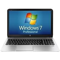HP ENVY 15t (Windows 7 Professional, Intel 4th Gen. Quad Core i7-4700QM, 12GB RAM, 1TB HDD Hard Drive, 2GB NVIDIA® GeForce® GT 740M Graphics, Backlit Keyboard) 15.6 Quad Laptop Computer j100 Non-Touch