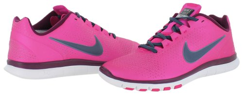 Nike Free Fordel Fireberry Fireberry / Bordeaux / Hvid / Torden Blå Pz3veg