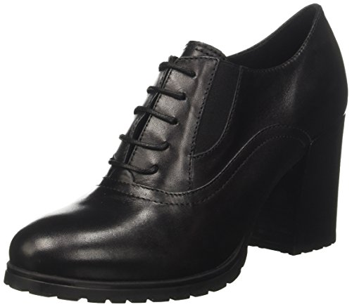 Geox New Lise High E, Escarpins Femme Noir (Black)