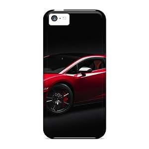 Hot KNb40665TFEs 2012 Lamborghini Gallardo Lp 570 4 Cases Covers Compatible With Iphone 5c