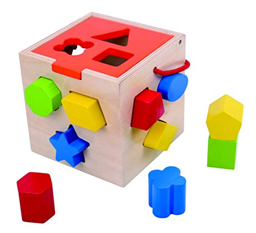 Fat Brain Toys Shape Sorter - Take
