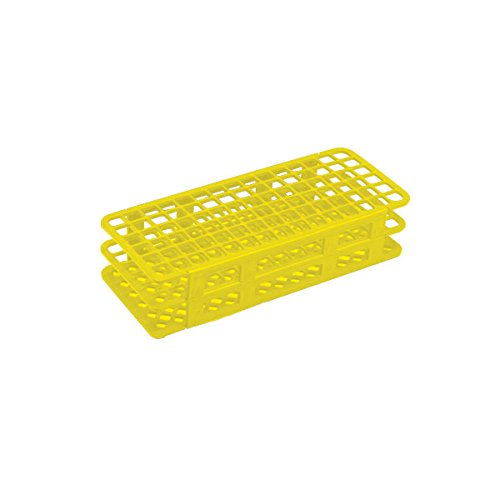 90-Place Tube Rack for 13mm Tubes 9.6''L x 4.1''W x 2.5''H