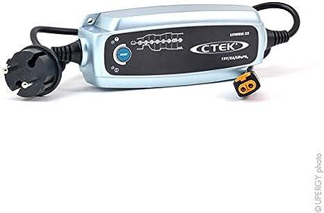 Ctek Lithium Xs Multi Funktions Batterieladegerät Mit 8 Stufen Ladeprogramm 12v 5 Amp Auto