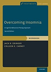It is estimated that one in ten U.S. adults suffers from chronic insomnia. If left untreated, chronic insomnia reduces quality of life and increases risk for psychiatric and medical disease, especially depression and anxiety. The Overcoming Insomnia ...