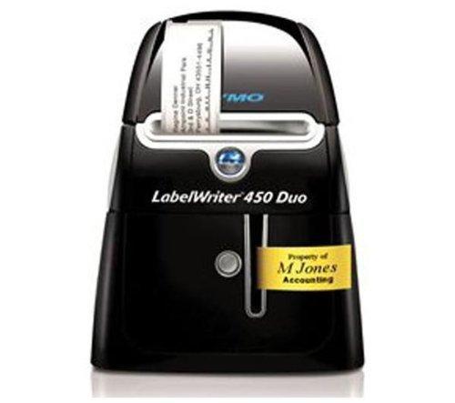 DYMO 1752267 LabelWriter Duo Printer, 2 3/10