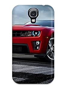 Gabrieayes FFtxXnM28069UaiDH Protective Case For Galaxy S4(chevrolet Camaro 16)