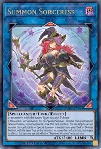 Yu-Gi-Oh! Summon Sorceress Ultra Jump-en084