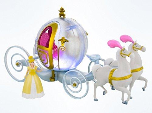 Disney Parks Cinderella Light Up Carriage Playset