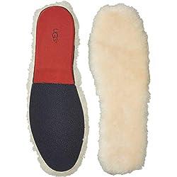 UGG Men's Sheepskin Insole Shoe Accessory, natural, 10 M US