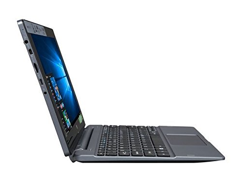 2016 New Acer One 2 in 1 10.1 Inch IPS Touchscreen Laptop Tablet (Intel Quad-core Atom up to 1.83GHz Processor), 2GB DDR3 RAM, 32GB Flash Memory, Bluetooth, Windows 10 Home (Certified Refurbished)