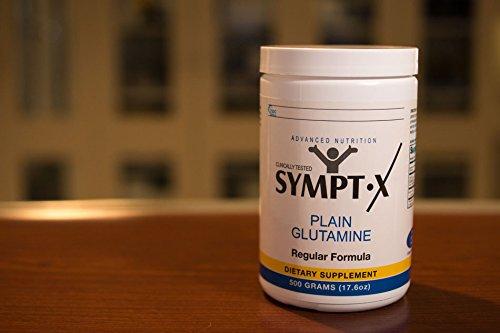 Sympt-X L-Glutamine 500g (Exp 01/2020) by Sympt-X L-Glutamine (Image #4)