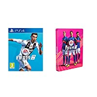 FIFA 19 - Standard Steelbook Edition [Esclusiva Amazon] - PlayStation 4