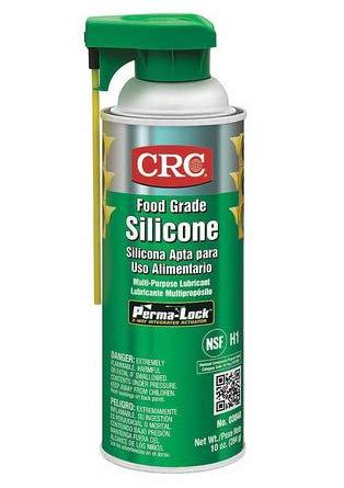 - Food Grade Silicone, Aerosol Can, 10 Oz.& CRC 03040