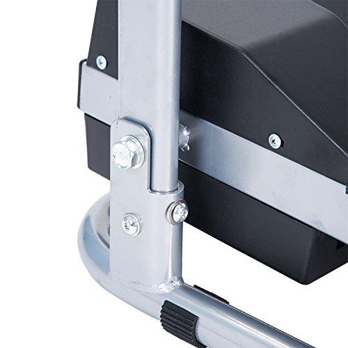 Merax JK1603 Easy Assembly Folding Electric Treadmill Motorized Running Machine